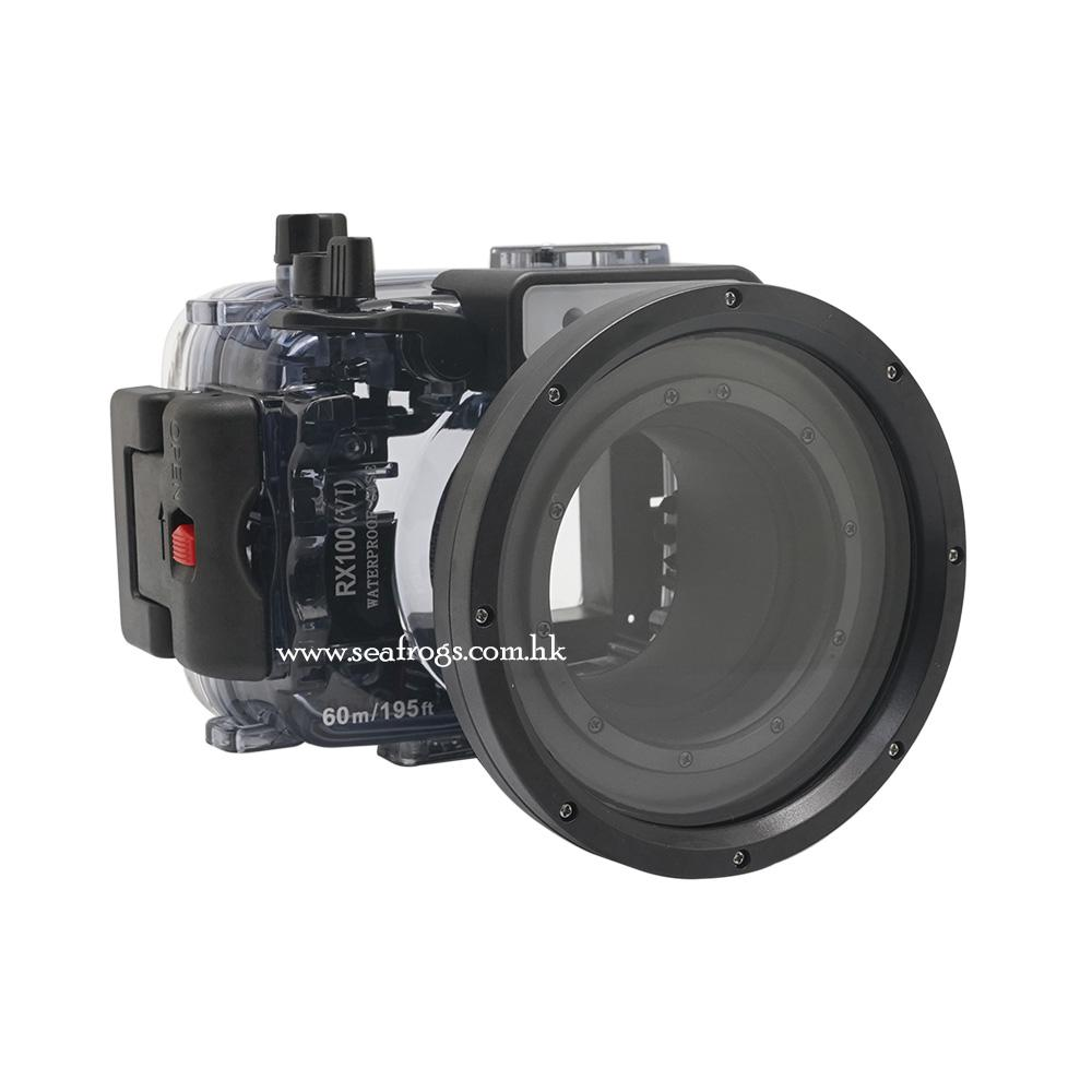 Sea frogs RX-100 VI underwater housing for camera