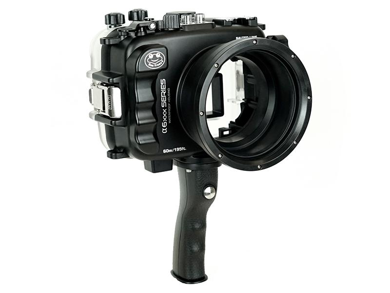 Sea Frogs A6xxx Salted Line Series 6xxx (Black) + with pistol grip подводный бокс для Sony A6xxx