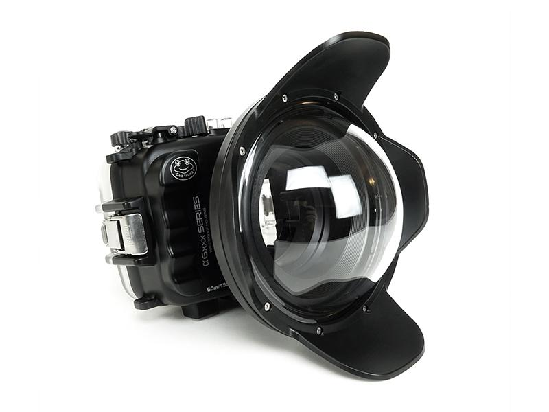 Sea Frogs A6xxx Salted Line Series 6xxx (Black) + WDP 155/67T2x подводный бокс для Sony A6xxx